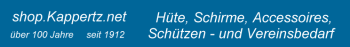 Hut - Schirm Kappertz